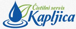Čistilni servis Kapljica Logo