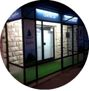 center za globinsko čiščenje kpljica ljubljana