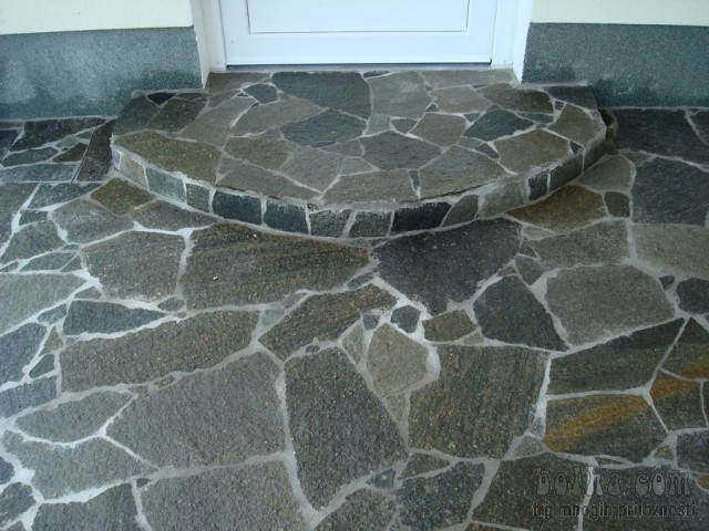 čiščenje marmor kamen