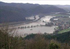 Čiščenje po poplavah