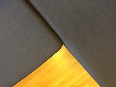 Sedežna garnitura po globinskem čiščenju