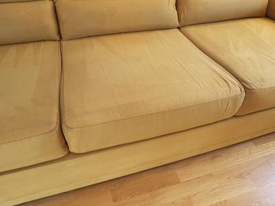 Naš Kavč Po čiščenju