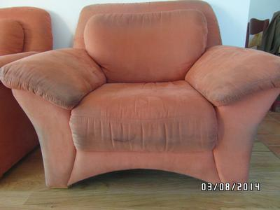 Fotelj Pred Globinskim Ciscenjem