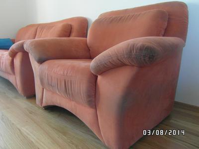 Fotelj Pred Globinskim Ciscenjem 2
